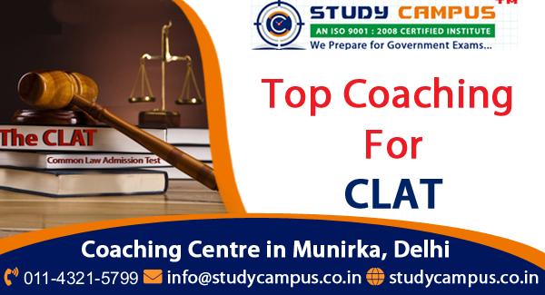 CLAT Coaching Classes Delhi