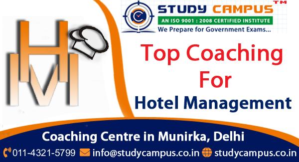 Hotel Management Coaching in Delhi