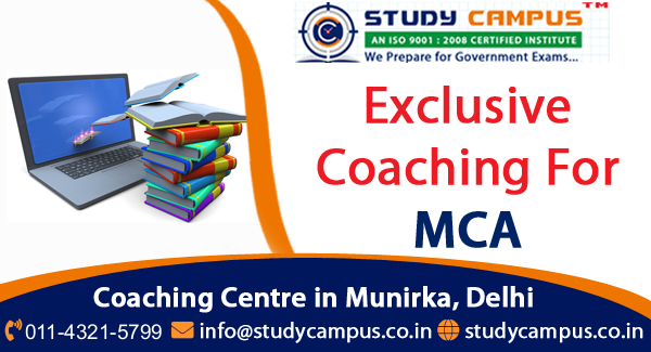 MCA Entrance Coaching Classes
