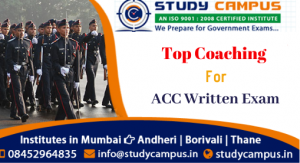 ACC Written Exam Coaching